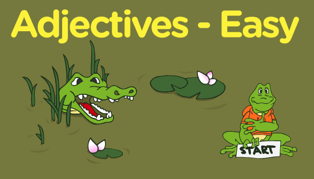 Adjectives - Easy