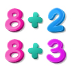 Unit 8: Adding 8 to a 1-digit number