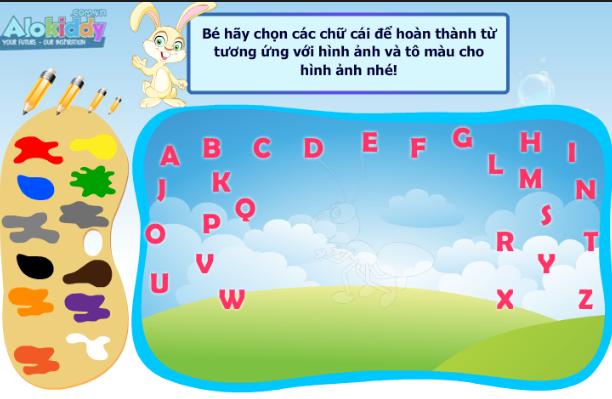 Cách luyện nghe nói tiếng Anh cho bé giai đoạn 1