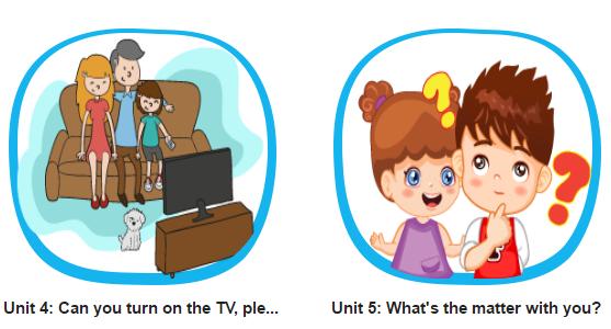 Download tài liệu tiếng Anh cơ bản cho trẻ em