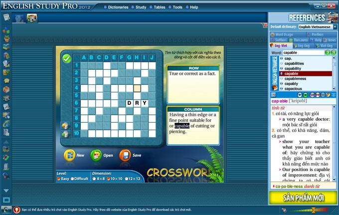 Phần mềm tự học tiếng anh english study pro 2012 | tinhte. Vn.