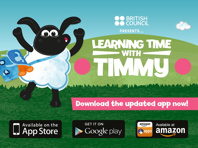 Ứng dụng phần mềm Learning Time With Timmy 2 trên Android