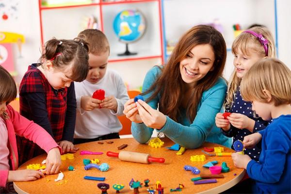 Khóa học tiếng anh cho trẻ em mẫu giáo tại Đà Nẵng